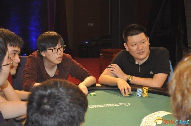 激情深秋 德州扑克电竞明星邀请赛总决赛三亚打响!
