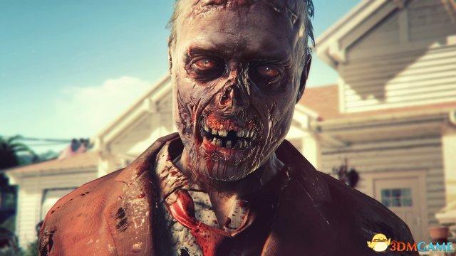 《死亡岛2》合作模式超自由 合作杀尸或自己玩随便