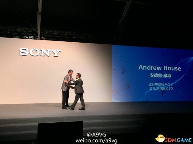 索尼正式确认PS4进入中国内地 预计明年春节前上市