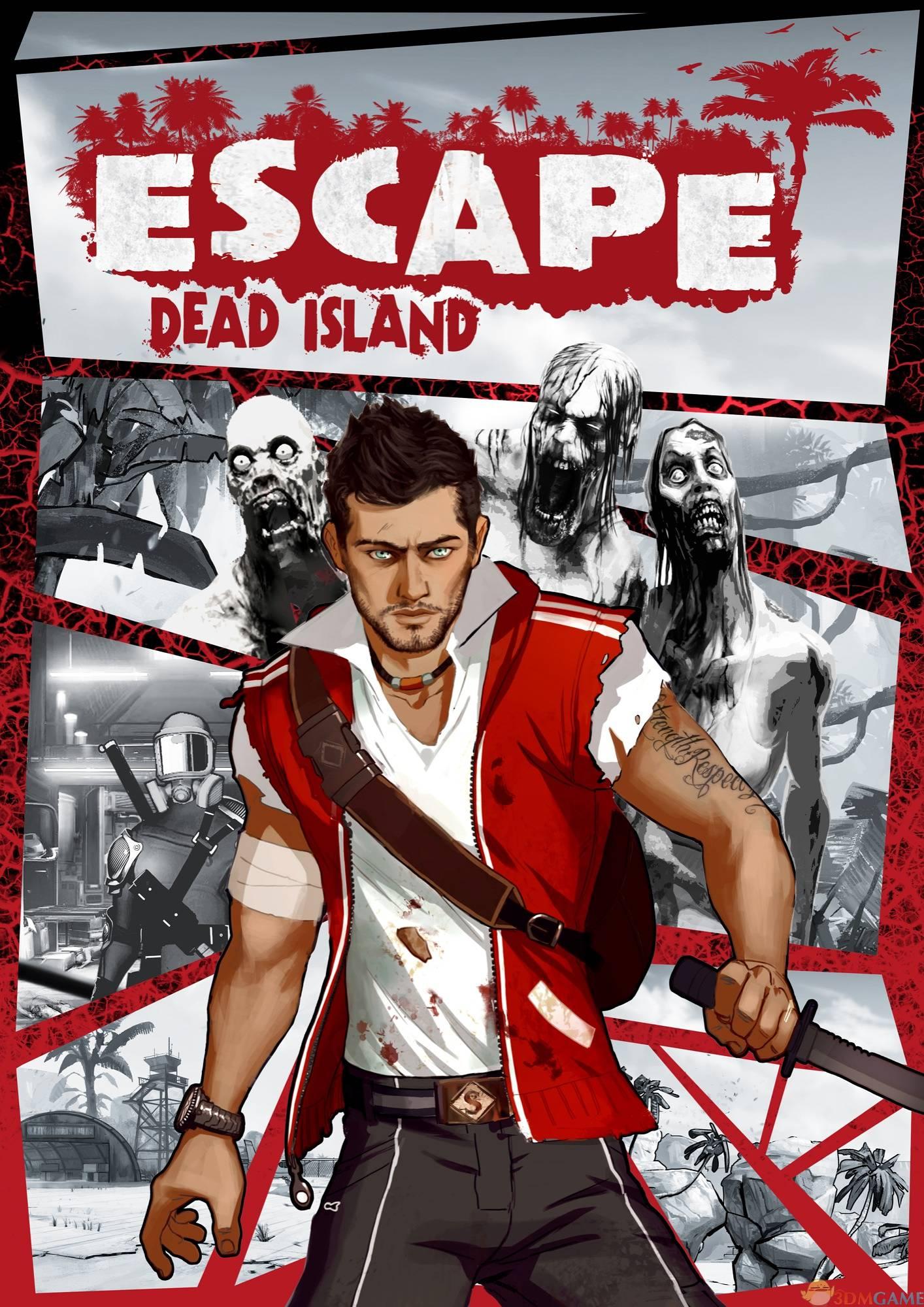 逃离死亡岛 游戏截图