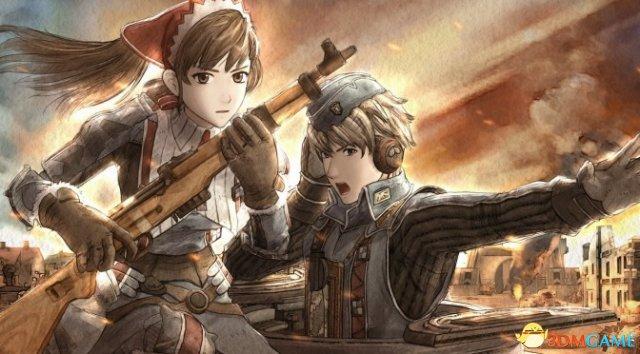 《战场女武神》支持60帧及键鼠操作 11月11日发售