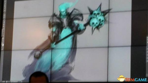 <b>《英雄联盟》新英雄Kalista概念图已公布:好瘆人</b>