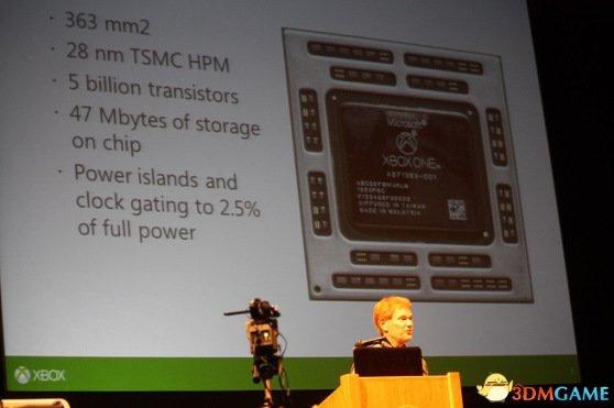 更低的功耗 XboxOne处理器证实将升级20纳米工艺