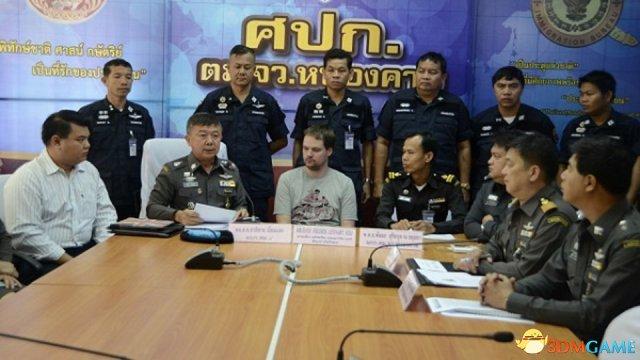 法网恢恢疏而不漏 海盗湾外逃创始人在泰国被逮捕