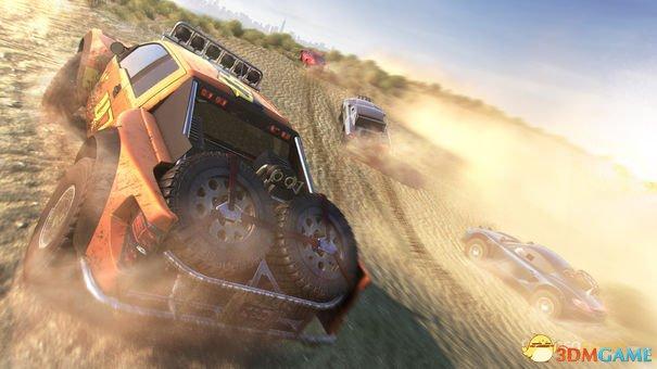 一月一款 《飙酷车神》DLC情报以及季卡内容公布