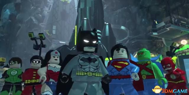 金沙js333备用地址:乐高蝙蝠侠3,三反派加入