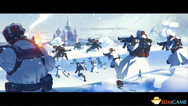 暴雪《泰坦》被取消 变身新作《守望先锋》降临