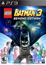 乐高蝙蝠侠3:飞跃哥谭市 日版