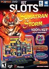 IGT游戏机:苏门答腊风暴 英文硬盘版