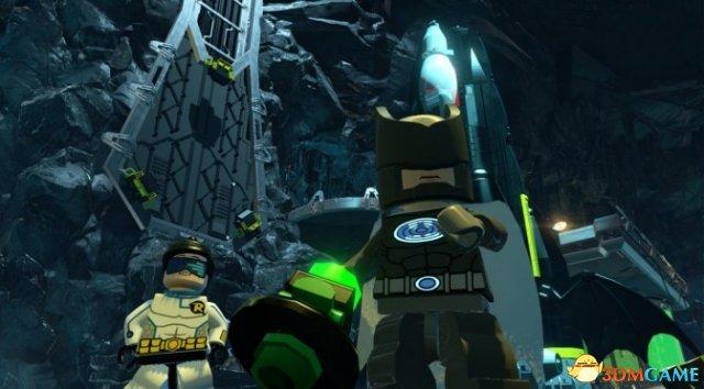 众星加盟 《乐高蝙蝠侠3:飞跃哥谭市》上市预告