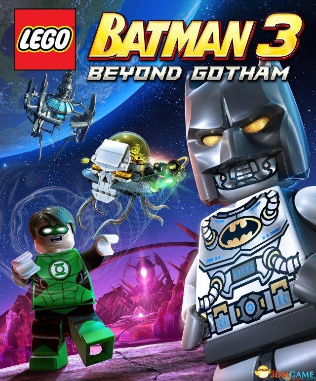 速来体验《乐高蝙蝠侠3:飞跃哥谭市》破解版发布