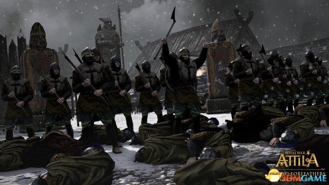 《阿提拉:全面战争》上市日期公布 游戏预告赏