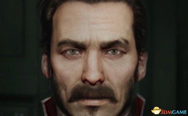 教团1886最新游戏截图赏 加拉哈特迷人小胡子登场