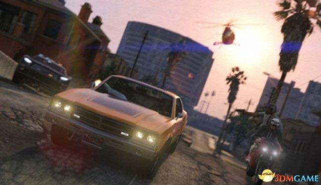 《GTA 5》服务器问题依旧 修复不阻抢劫任务开发