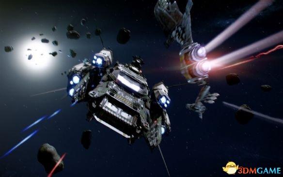 《星际公民》筹款超过6300万 史上最吸金筹款游戏