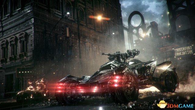 《蝙蝠侠大战超人》新款战车图赏:好想过一把瘾