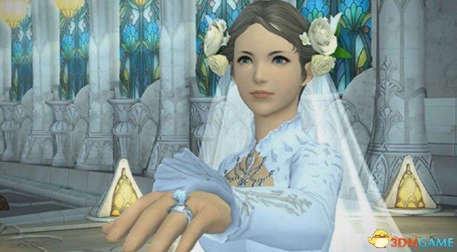 《最终幻想14:重生之境》新补丁加入婚礼功能