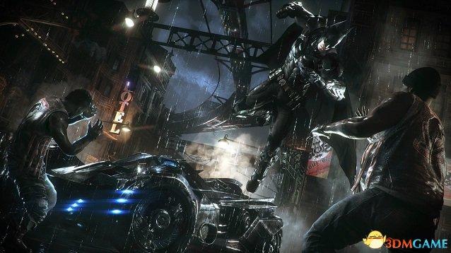 《蝙蝠侠:阿卡姆骑士》战斗玩法细节 敌人AI更高