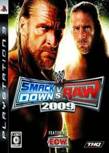 美国职业摔角联盟2009 日版