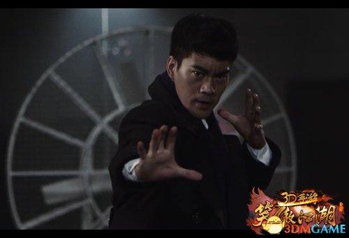 大作《笑傲江湖3D手游》明日公测 陈国坤TVC首发
