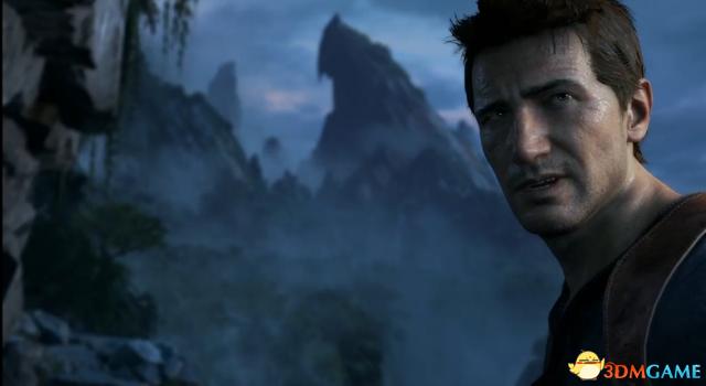 PS4版感觉棒极了,神秘海域4