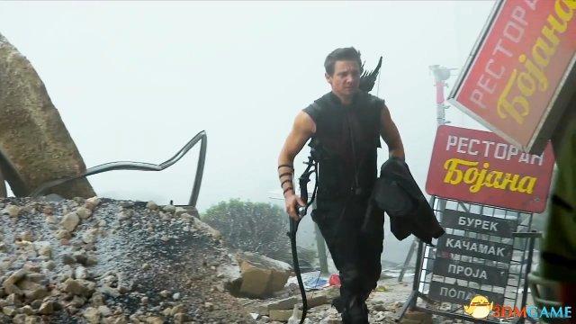 《复仇者联盟2》30秒制作花絮 大片是这样拍出来的