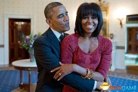 """""""总统爱情""""要火?奥巴马夫妇恋爱故事将拍电影"""