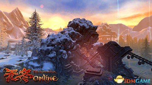 《无冬OL》Xbox再次掀起冬日暖流 温暖主机新玩法