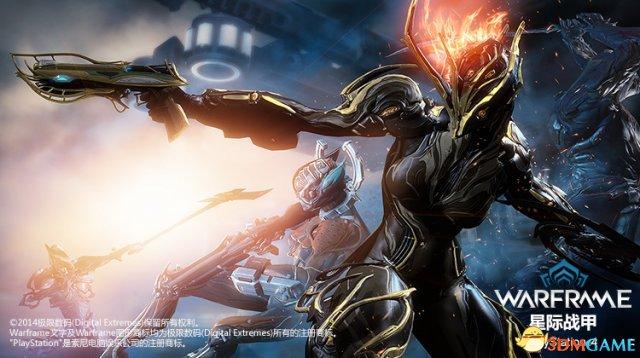 科幻TPS大作《星际战甲》 将登陆国行PS4游戏主机
