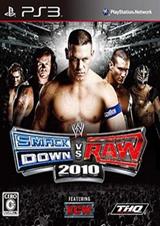美国职业摔角联盟2010 日版