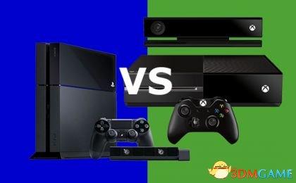 11月份主机大战Xbox One完爆PS4 销量数据遭曝光