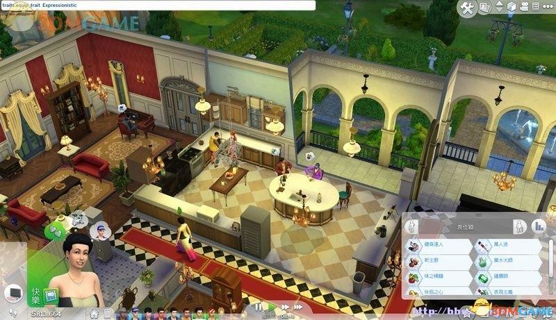 《模拟人生4》 图文全教程攻略宝典 从入门到精通