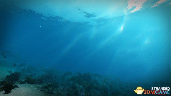 深海搁浅0,二人团队打造的AAA级求生游戏