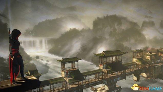 育碧:以中国为背景的《刺客信条》并不是没有