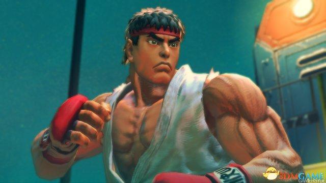 《街头霸王5》与前作对比截图 展示诸多改进之处