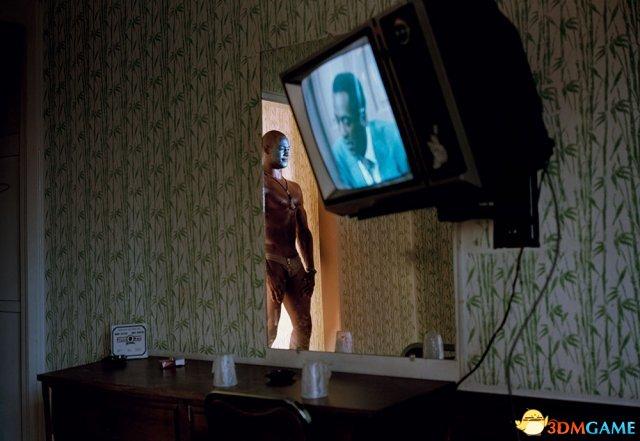 他们都是男妓 美国20世纪90年代的男性工作者摄影