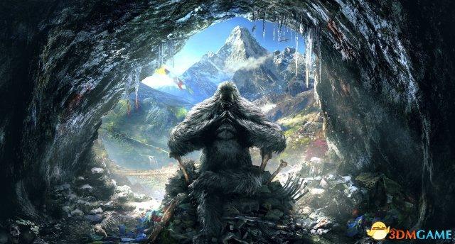 《孤岛惊魂5》将增多文件储存功能 玩家选择更自由