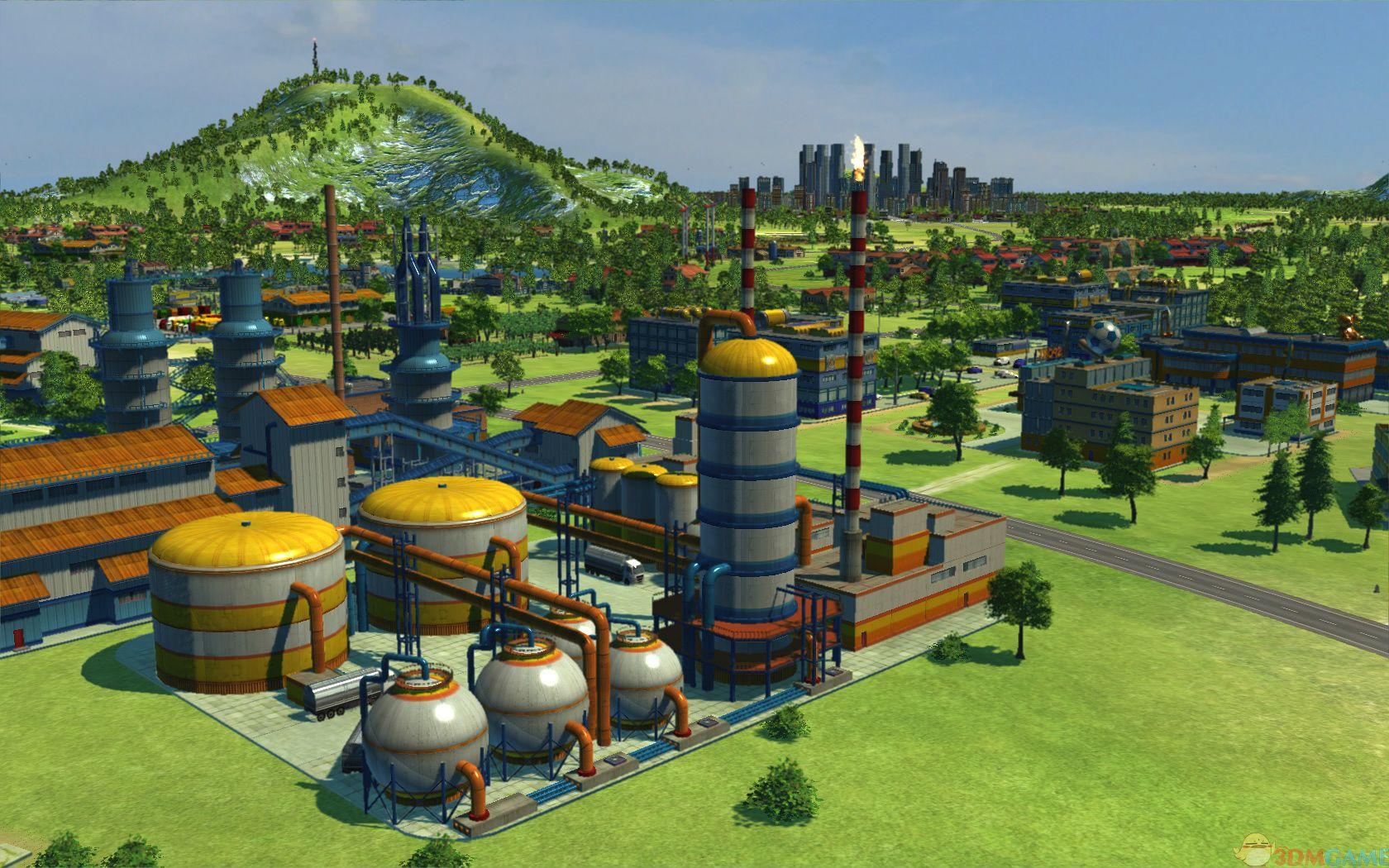 《工业帝国/Industry Empire》免安装中文版