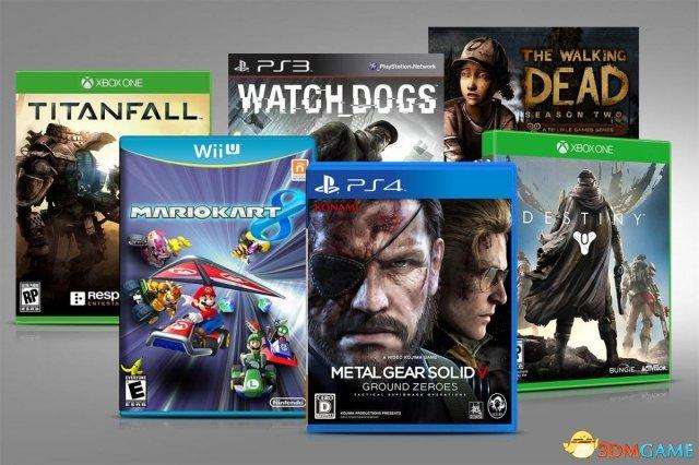 2019年最糟糕的十款游戏封面 猜猜榜单里都有谁?