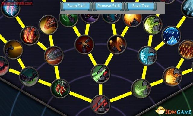 控制怪兽统治世界 《大战异次元怪兽》游戏截图
