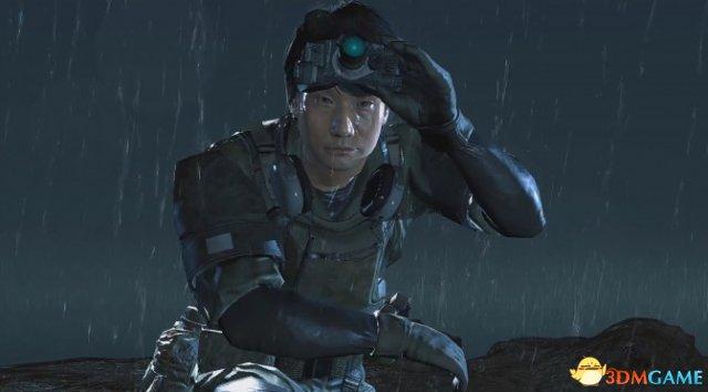《合金装备5:原爆点》鬼畜新玩法 小岛秀夫登场