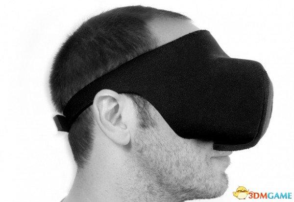 最舒适的虚拟现实眼镜?柔软材质眼镜Viewbox推出