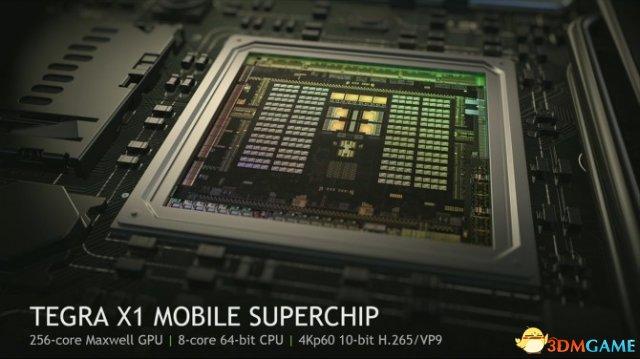 英伟达移动芯片Tegra X1公布 移动设备桌面级性能