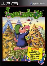 旅鼠总动员 PSN版