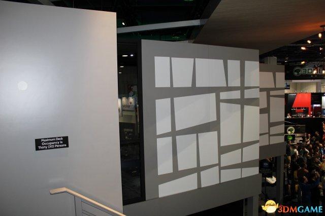 Oculus VR参展消费者电子大展CES 双层展台照片赏
