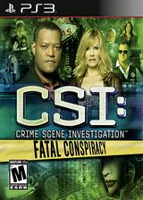 CSI犯罪现场调查:致命阴谋 美版