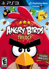 愤怒的小鸟:三重包 美版