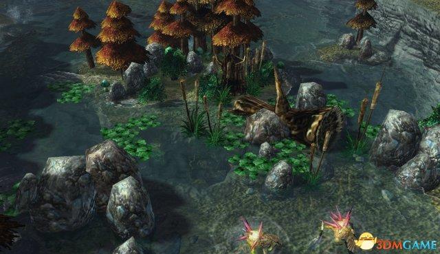 《魔兽争霸3》重制版新截图赏!画面效果好的吓人