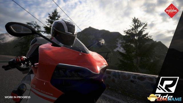 Namco摩托竞速新作,极速骑行