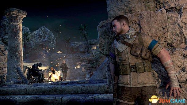 《狙击精英V2》《狙击精英3》移植Switch支持体感